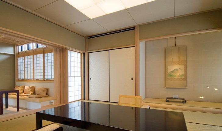 Luxury hotel Hiiragiya, Kyoto Japan