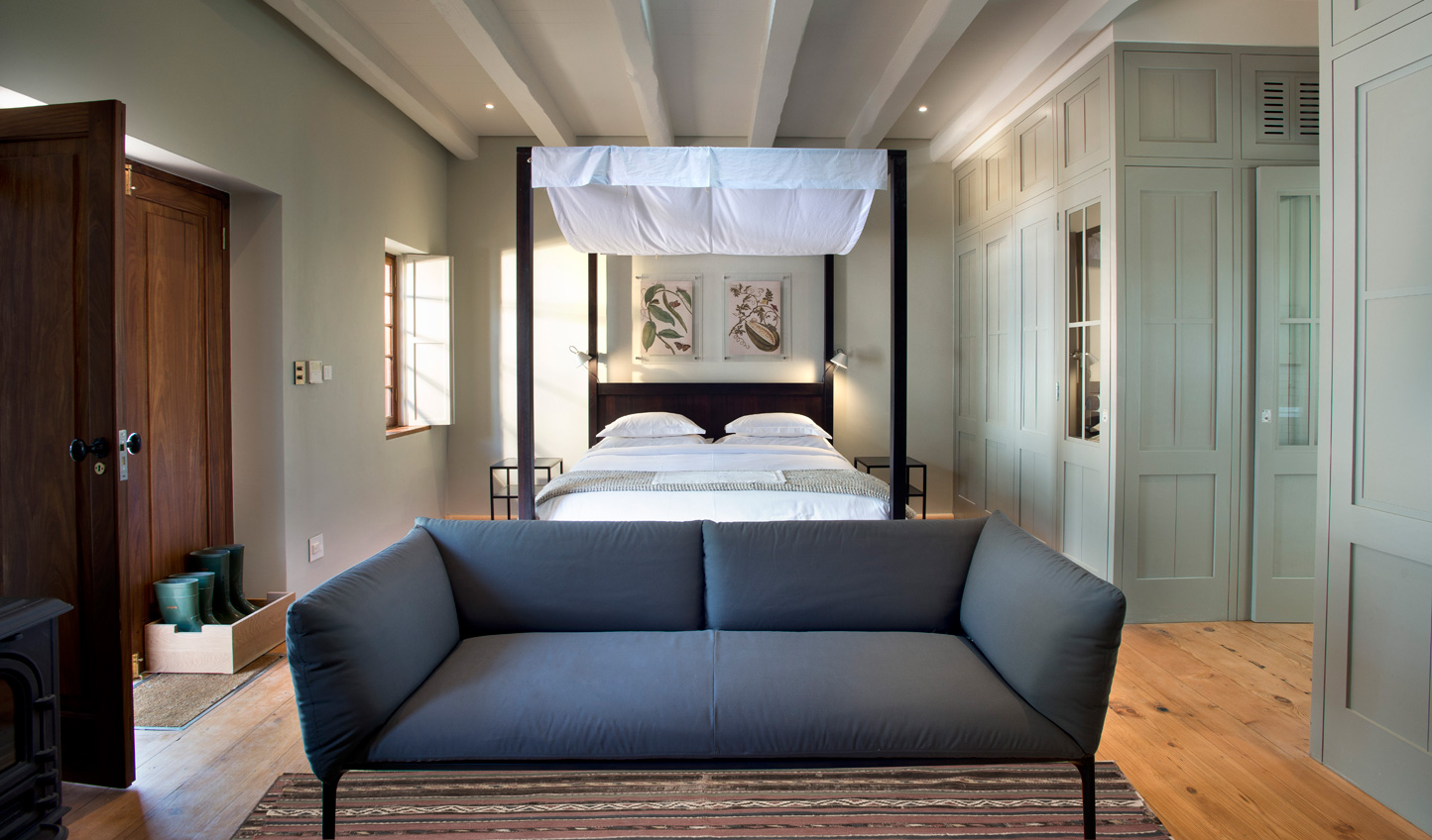 Feel at home in the Farmhouse rooms