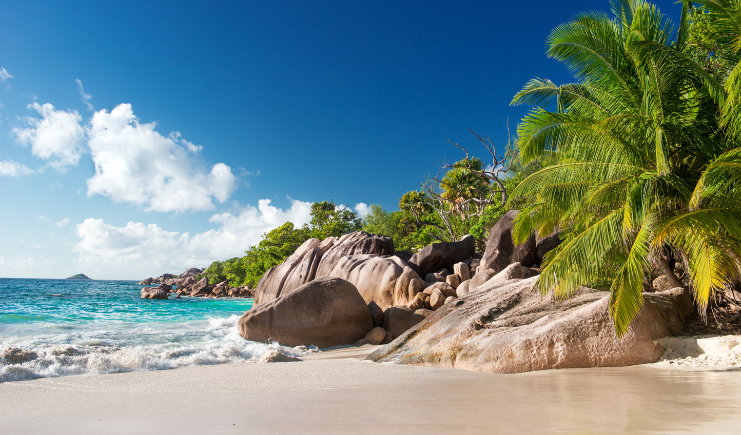 Retreat to the luxury of the Seychelles