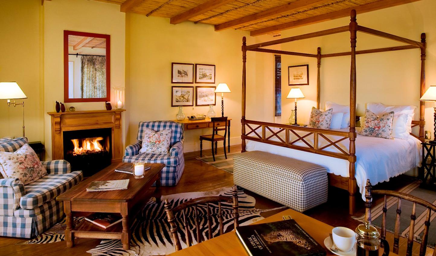 The quaint cottage suite