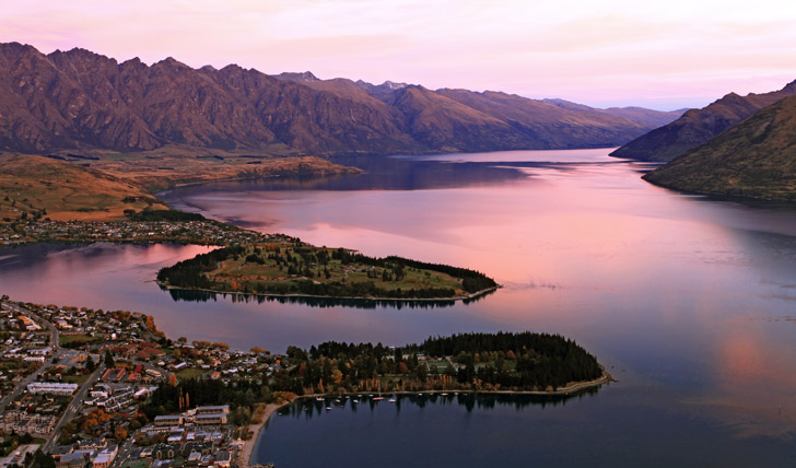 Luxury Hotels in New Zealand