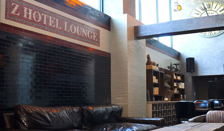 Lounge Bar | Z NYC Hotel | Black Tomato