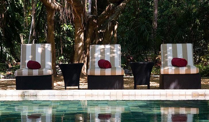 The Wallawwa's pool
