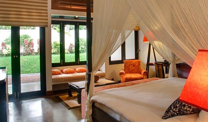 Wallawwa room, Sri Lanka