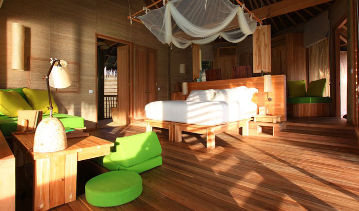 Your Room | Six Senses Laamu | Black Tomato
