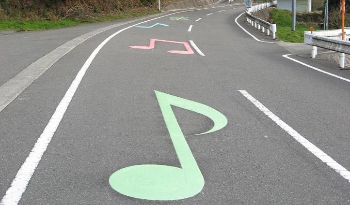 melody roads japan