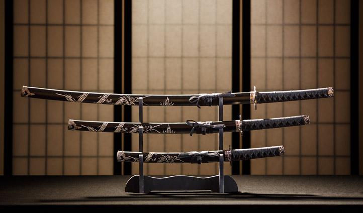 Forge your own samurai sword