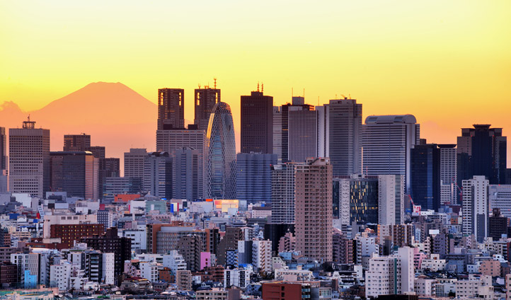 Get under the skin of Tokyo's history