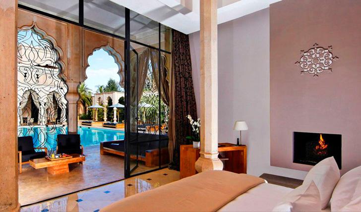 Luxury hotel in Marrakech | Black Tomato