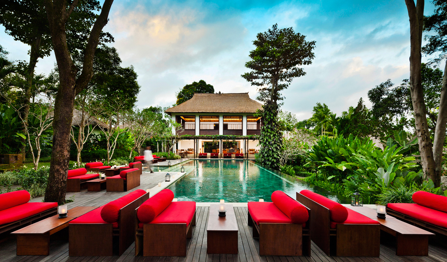 Kick back in luxury at Como Uma Ubud