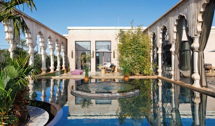 Luxury holidays at Palais Namaskar | Black Tomato