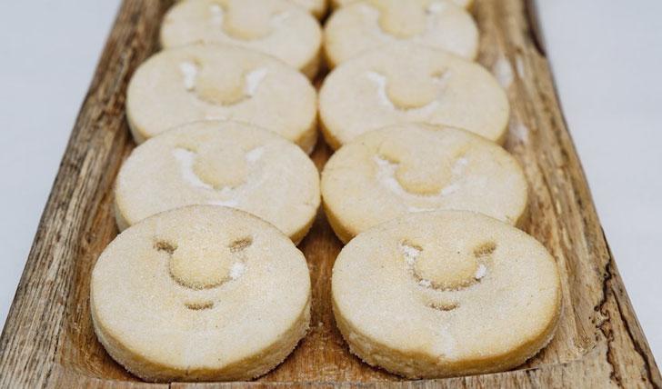 Homemade cookies at Wharekauhau Lodge