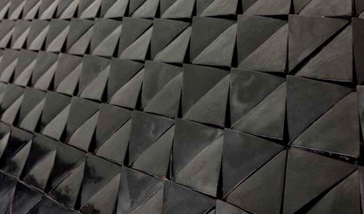 Hotel Azul Geometric pattern