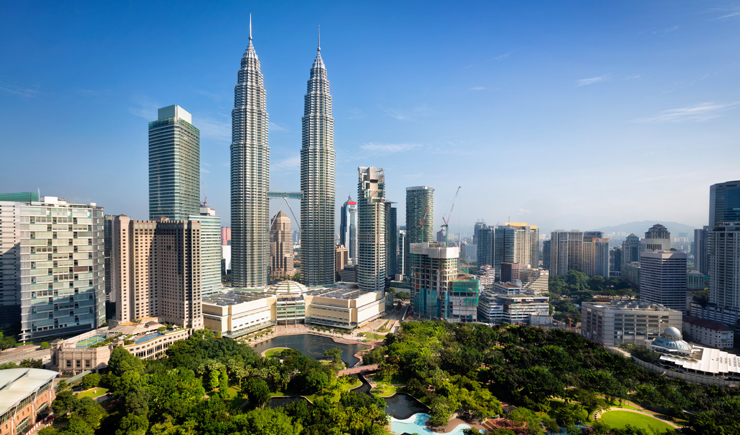 Take in the iconic sights of Kuala Lumpur