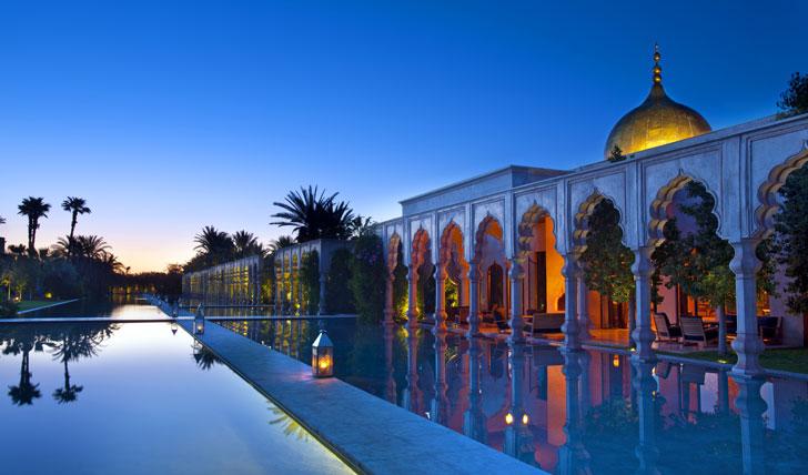 Detox in Morocco   Palais Namaskar