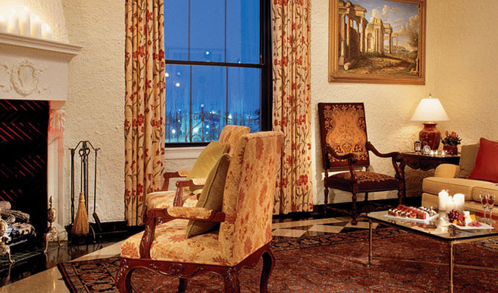 Romeo and Juliet Suite at The Peabody