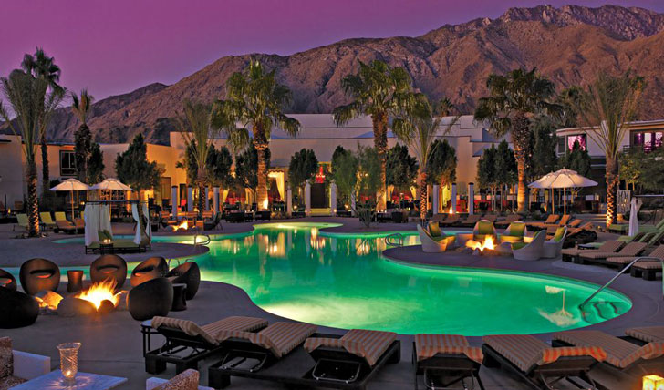Riviera Resort and Spa | Palm Springs | Black Tomato