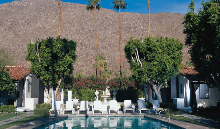 Rest up poolside at the Viceroy