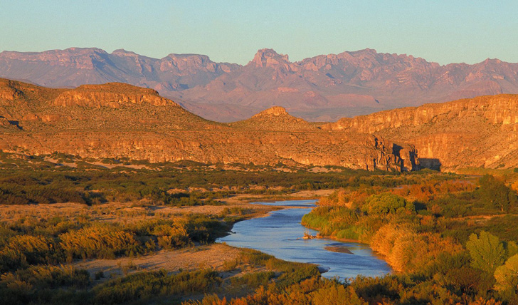 Luxury Texas Hotels | Chisos Lodge