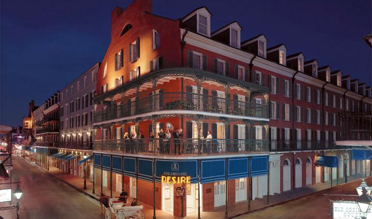 Royal Senesta hotel, New Orleans