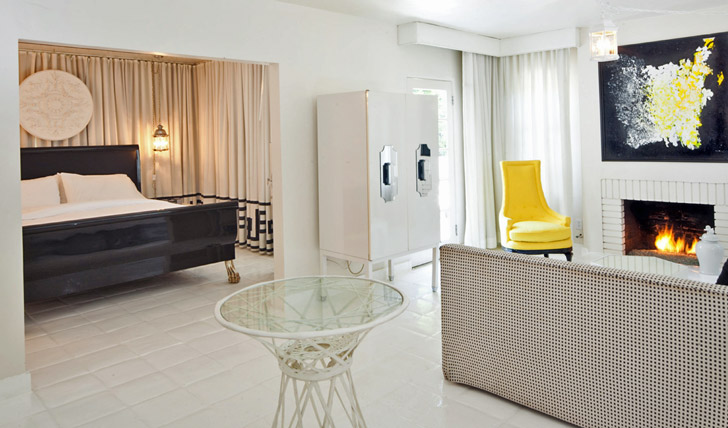 Your spacious suite at the Viceroy