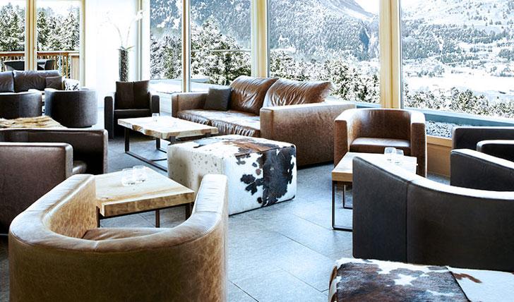 Luxury ski hotel near St. Moritz | Black Tomato