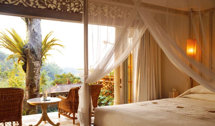 Bedroom at Uma Ubud, Bali