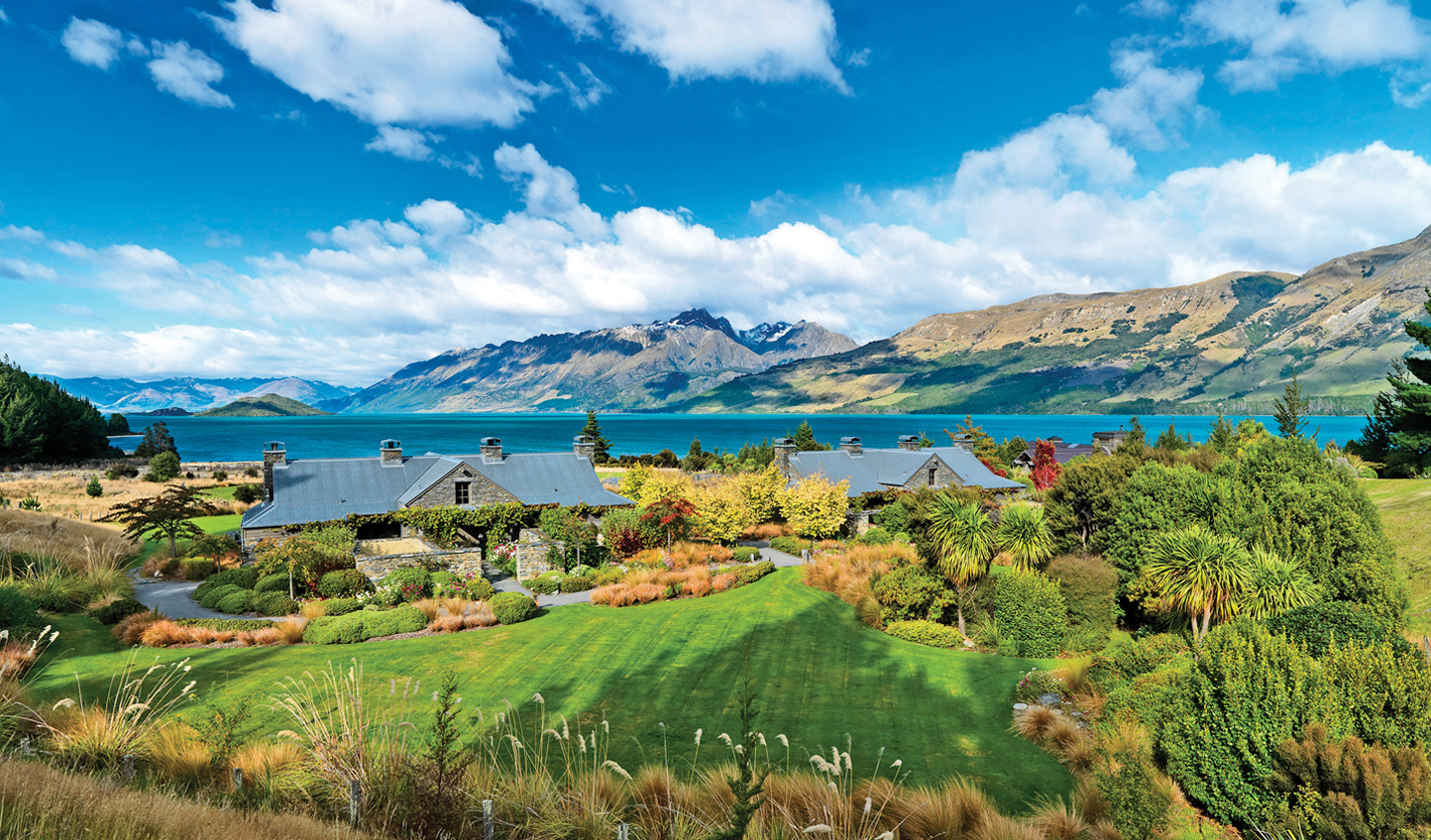 There's nothing quite like the New Zealand countryside