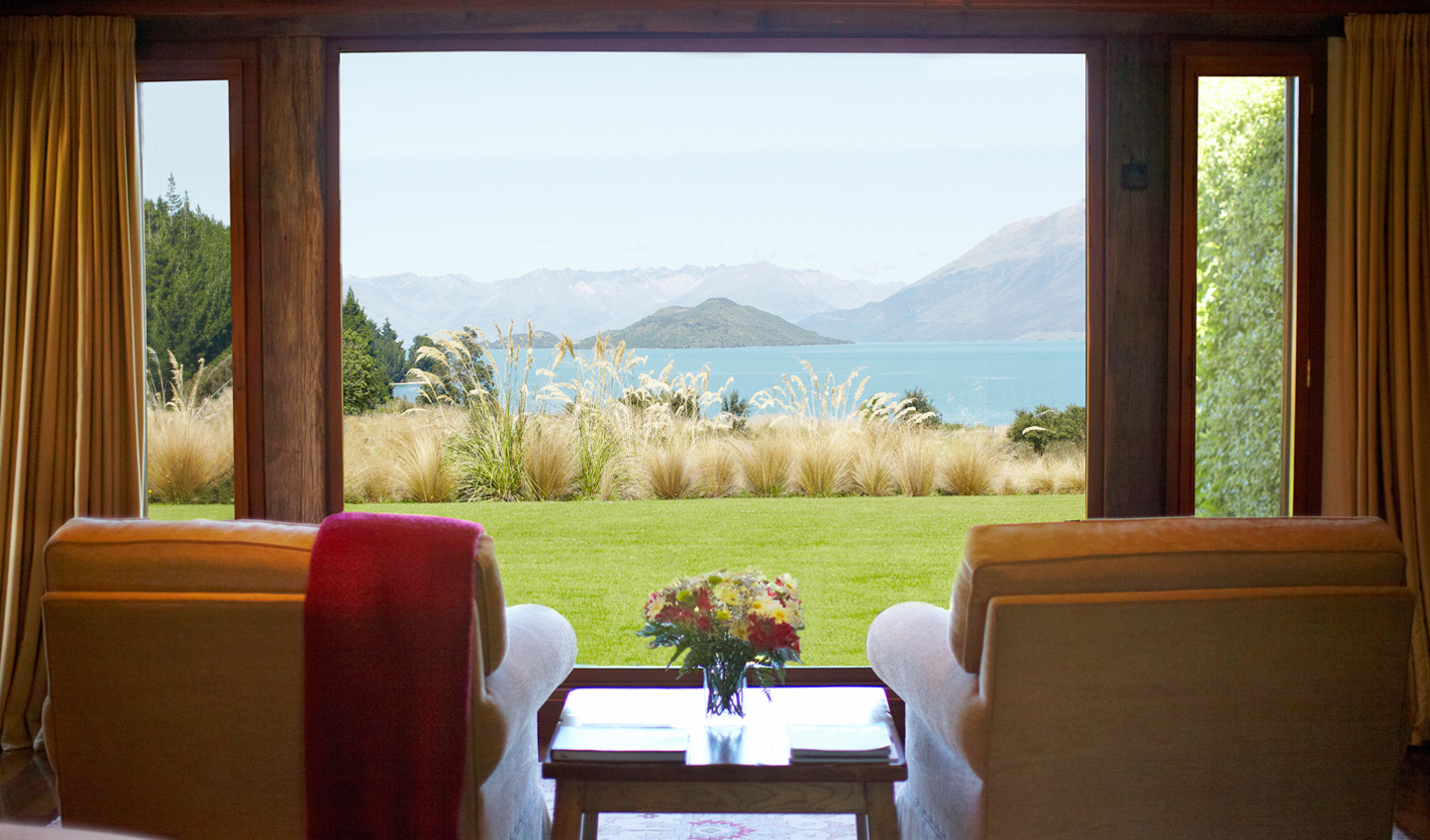 Jaw-dropping views from your very own chalet