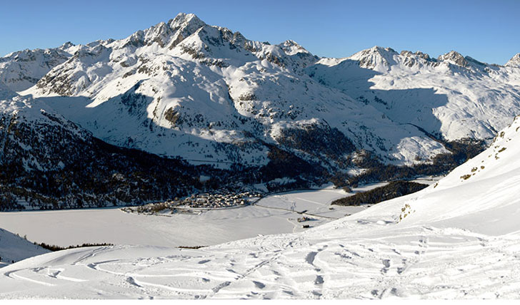 St Moritz luxury hotel | Nira Alpina | Black Tomato
