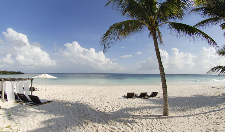 Relax on the pristine beaches
