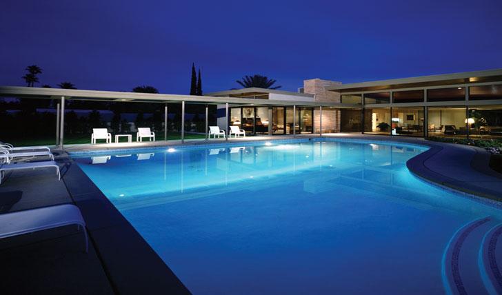 Frank Sinatra's House | Palm Springs | Black Tomato