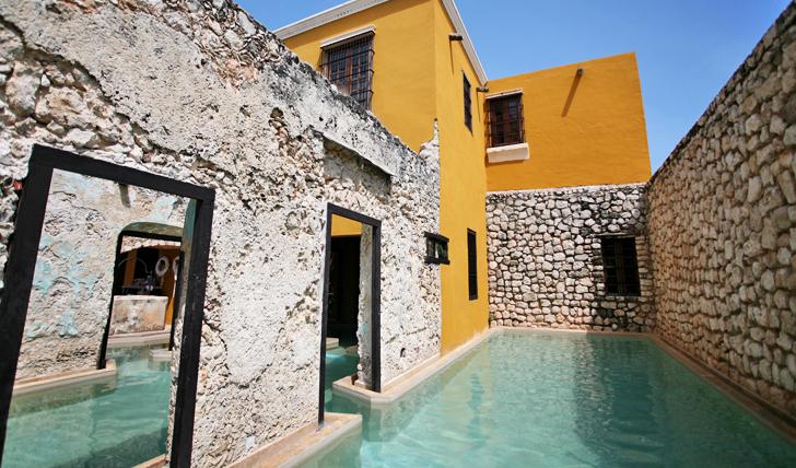 Hacienda Puerta Campeche Pool