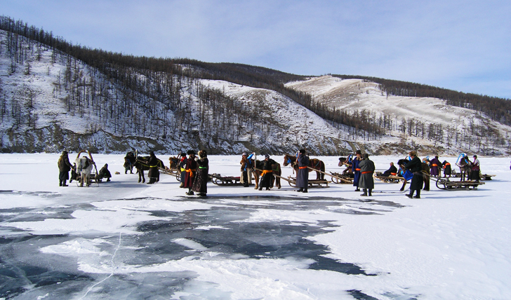 Ice Festival Races
