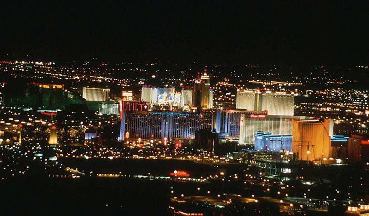 Las Vegas | Black Tomato