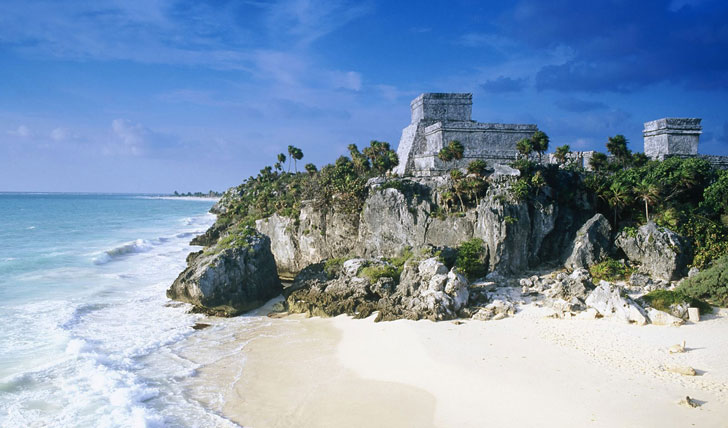 Explore the ruins of Tulum