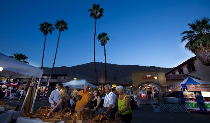 Villagefest | Palm Springs | Black Tomato
