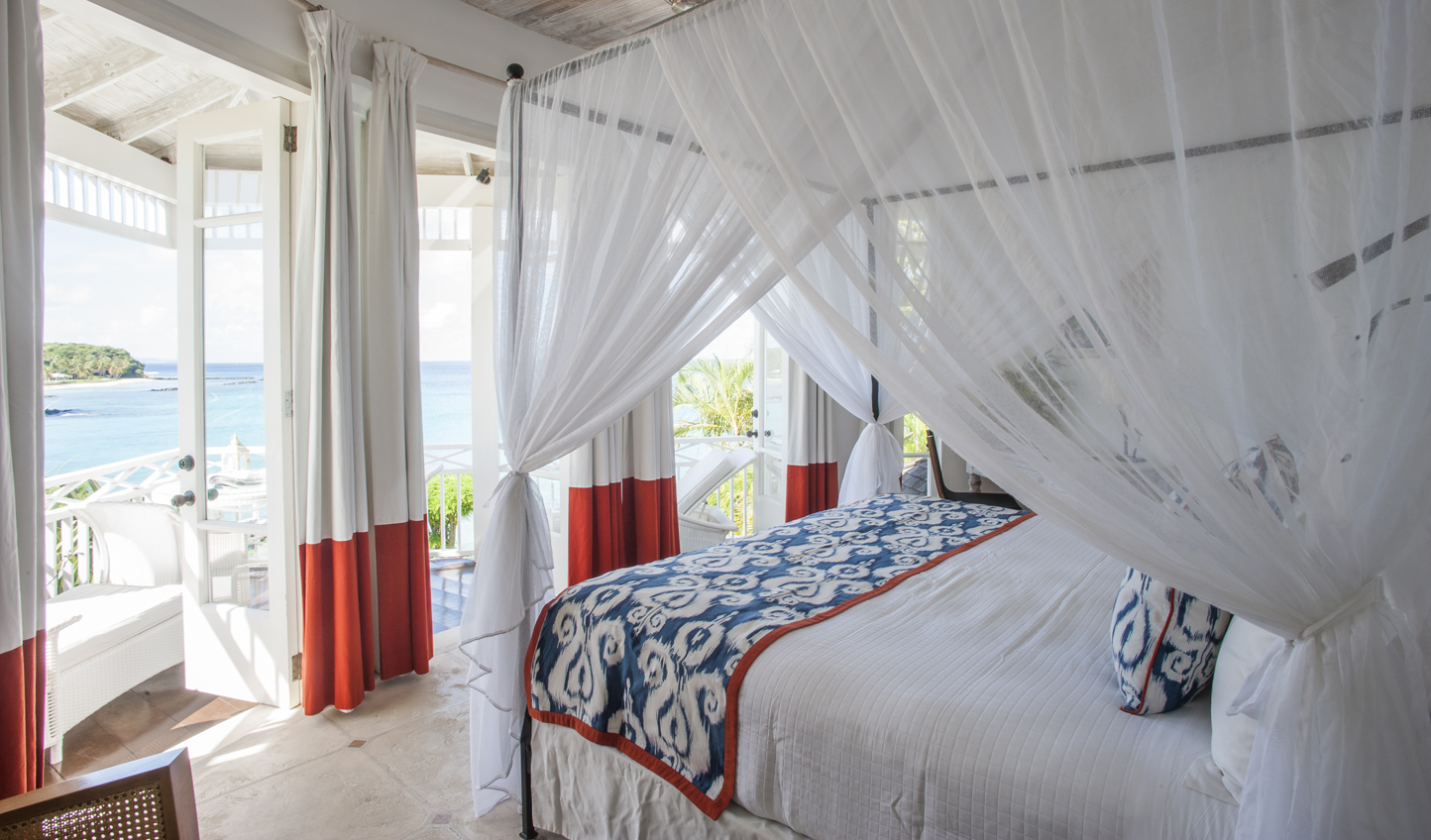 Breathtaking seaviews to wake up to