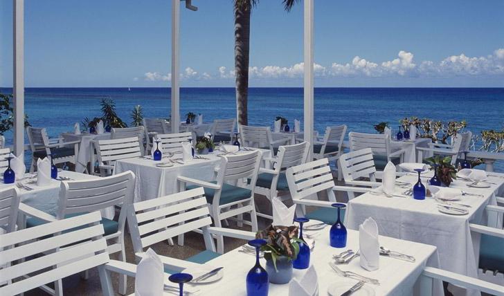 Breakfast at Jamaica Inn