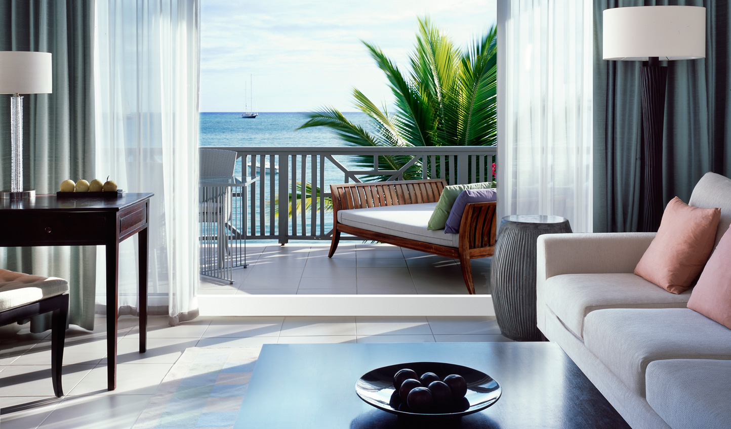 Relax out on your private balcony