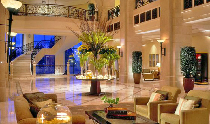Luxury Hotels In Amman Jordan Four Seasons Hotel