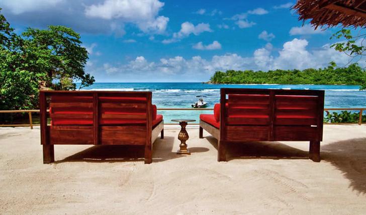 Geejam Private Beach