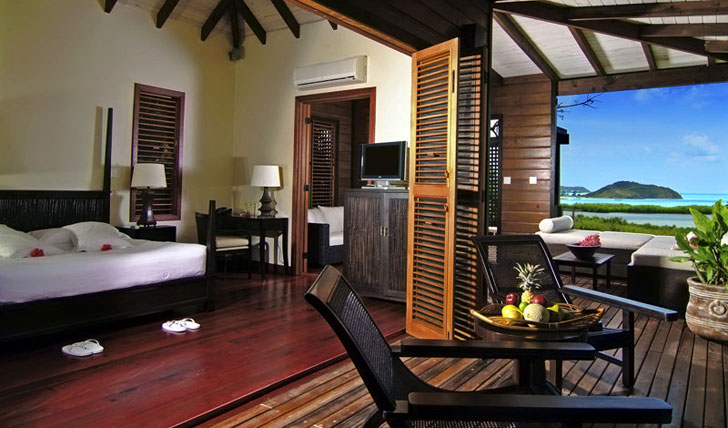 Hermitage Bay Bedroom