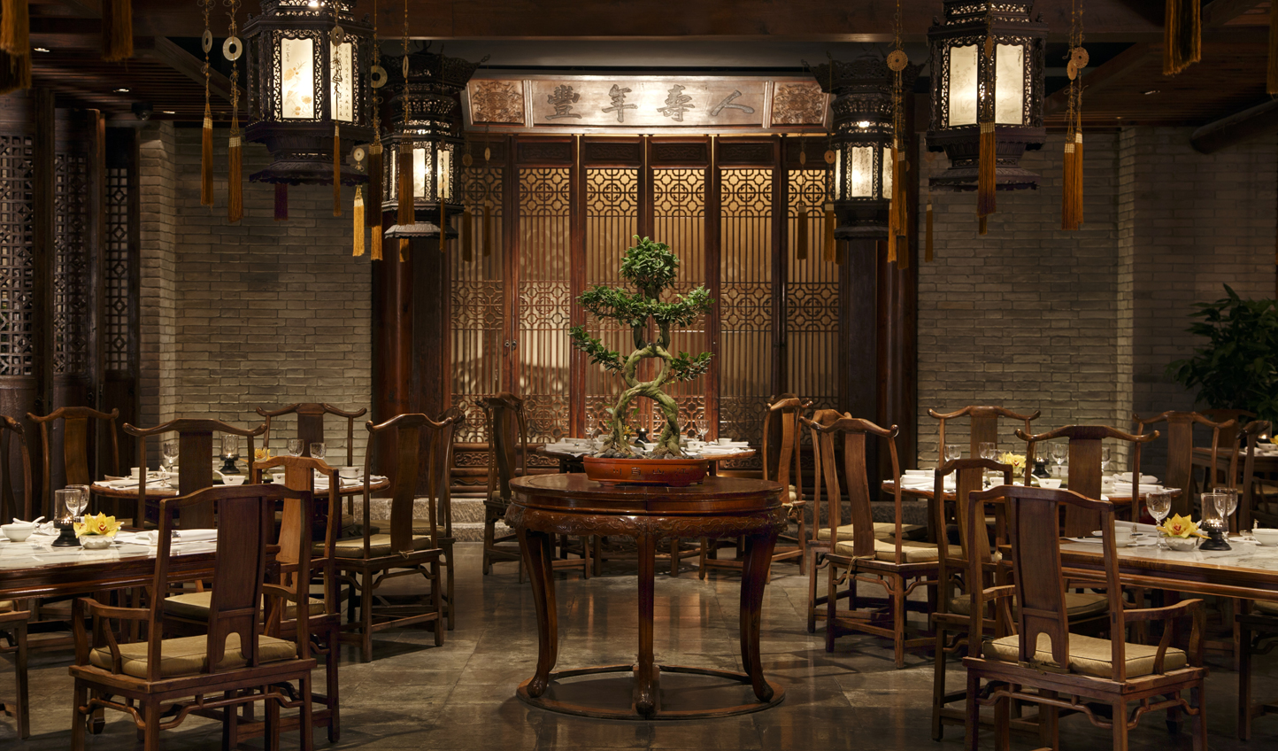 Sample traditional Cantonese cuisine at Huang Ting