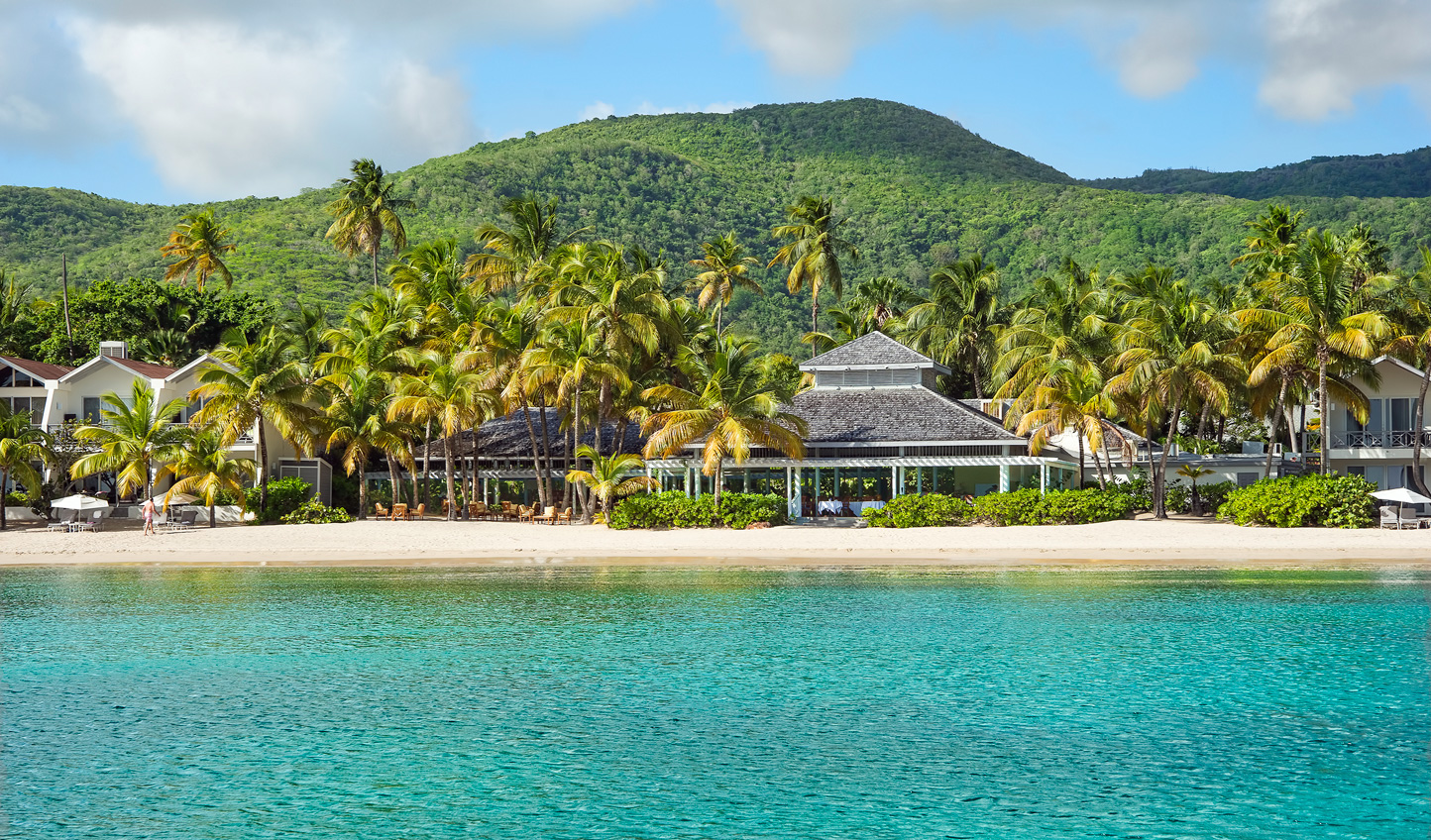 A glamourous getaway on Caribbean shores