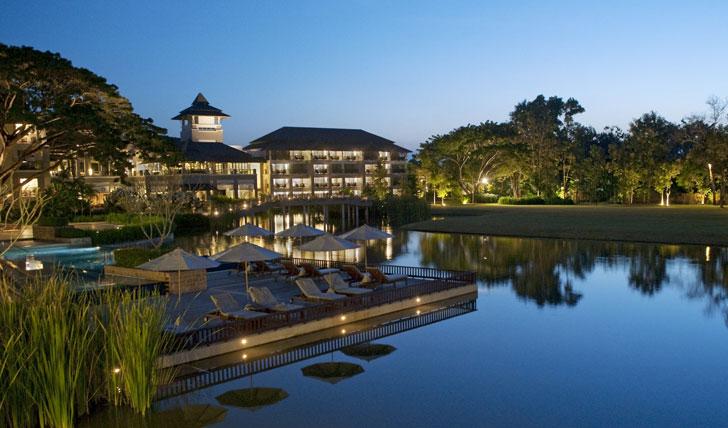 Le Meridien, Chiang Rai
