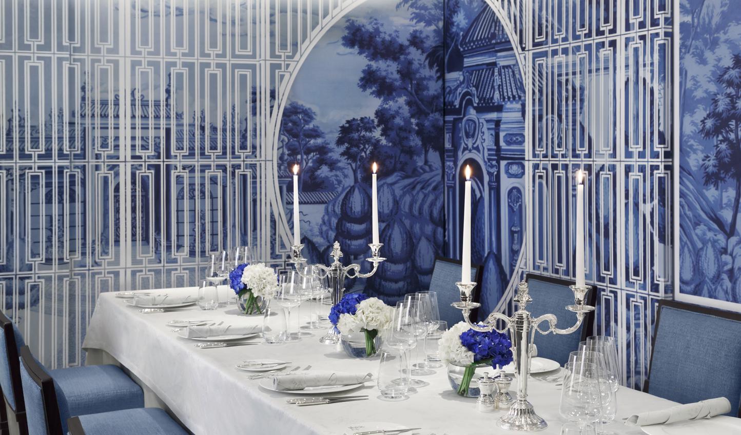 Elegant decor highlighting Chinese heritage