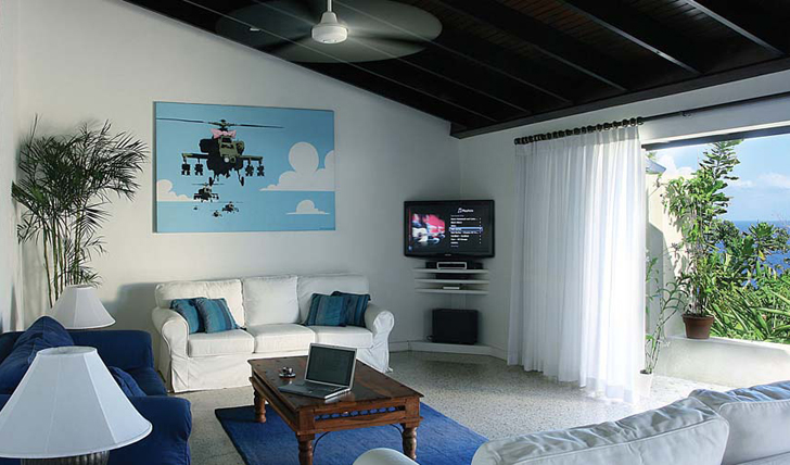 Sanwood Villa Interior
