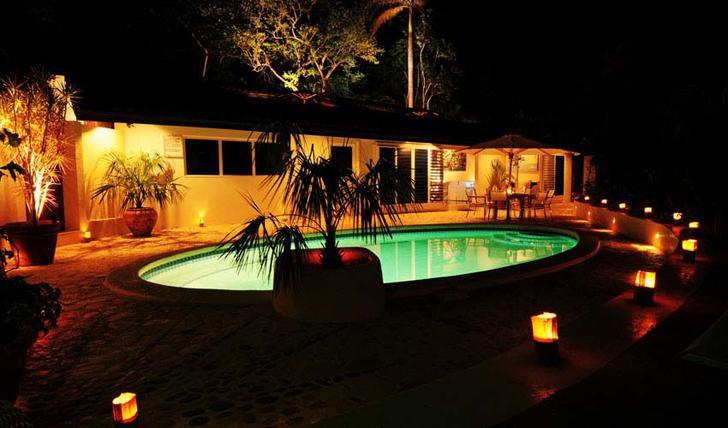 Sanwood Villa Pool
