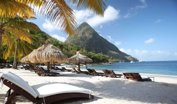Sugar Beach St Lucia Black Tomato
